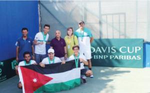 اتحاد التنس يكرم منتخبه المتأهل للمستوى الثالث آسيويا