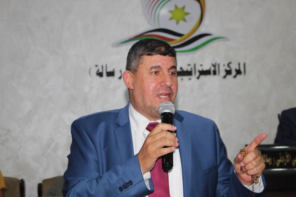 حزب الرساله الاردني يحتفل بعيد الاستقلال الثالث والسبعون بمئوية البيعه