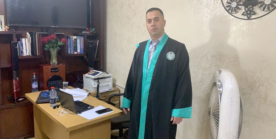 محمد ناجي .. مبارك