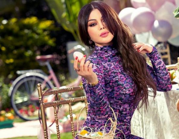 بالفيديو  ..  هيفاء وهبي تسرق الأضواء بتقليد شيماء سيف