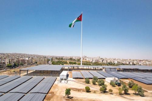 برنامج مالي أوروبي لتطوير الطاقة المتجددة بالاردن