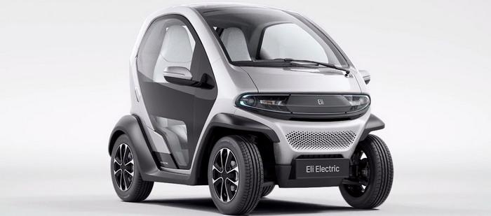 بالصور .. Startup تقدم سيارتها Eli ZERO الكهربائية الجديدة