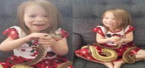 شاهد بالفيديو لماذا أرعبت هذه الطفلة 'فايسبوك'!