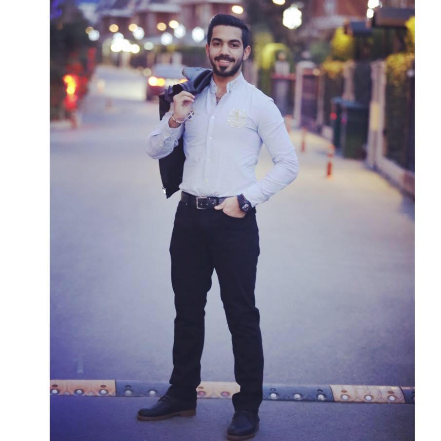 أحمد أيمن كل عام وانت بألف خير