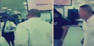 بالفيديو : المصارع جون سينا يتعرض لموقف محرج في مطار جدة: أندر تيكر أفضل منك