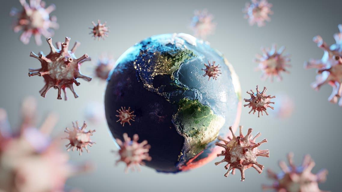 تراجع كبير بإصابات كورونا عالميا