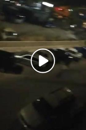فيديوهات مثيرة للحظة سقوط طائرة إسرائيلية في بيروت