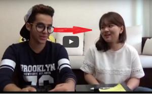 بالفيديو..  ماذا فعل شاب سعودي بفتاة كورية بعد إقامته معها!