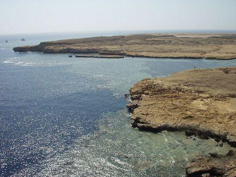 """دراسة : """"مجمع البحرين"""" حيث التقى """"موسى والخضر"""" في شرم الشيخ"""