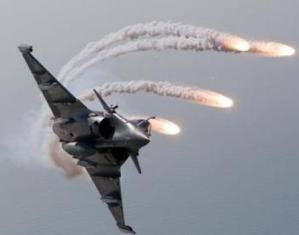 مقاتلات حربية على الحدود تحسبا لضربه سورية على شمال الاردن