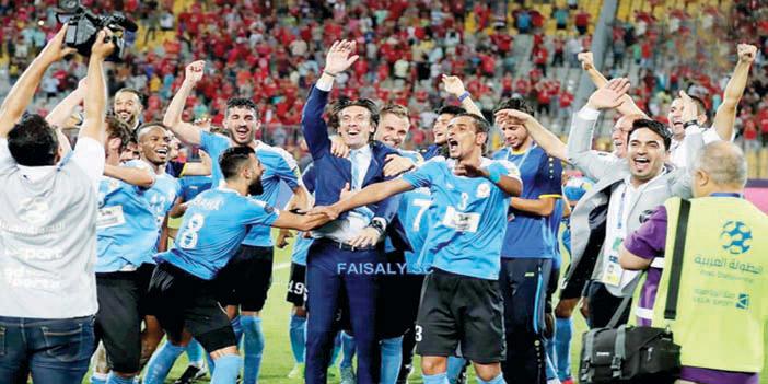 الفيصلي من أقوى 25 ناديا عربيا