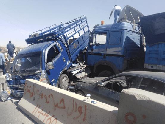 وزير نقل سابق: كورونا تسببت بوفاة 10 اشخاص و حوادث السير  تحصد أرواح ٦٠٠ شخص سنويا في الاردن