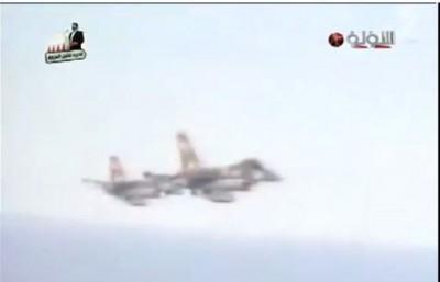بالفيديو ..  (18) طائرة اسرائيلية تخترق الاجواء المصرية