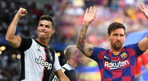 رونالدو يعادل إنجاز ميسي القياسي في دوري الأبطال