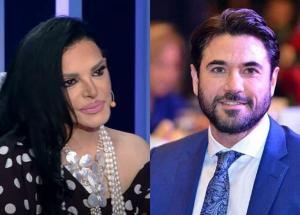 حقيقة هروب أحمد عز من فنانة لبنانية كبيرة في ليلة خطوبتهما !
