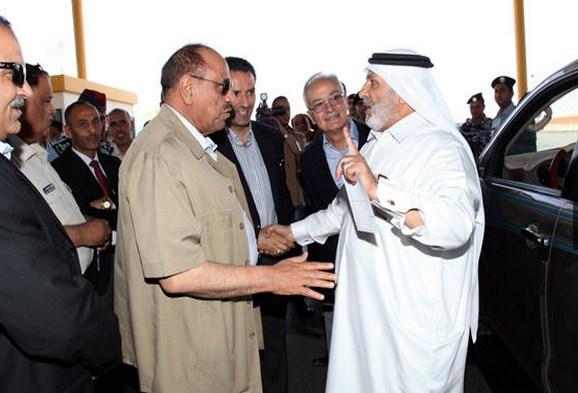 حماد يدعو إلى التنسيق والتعاون بين جميع مؤسسات الدولة