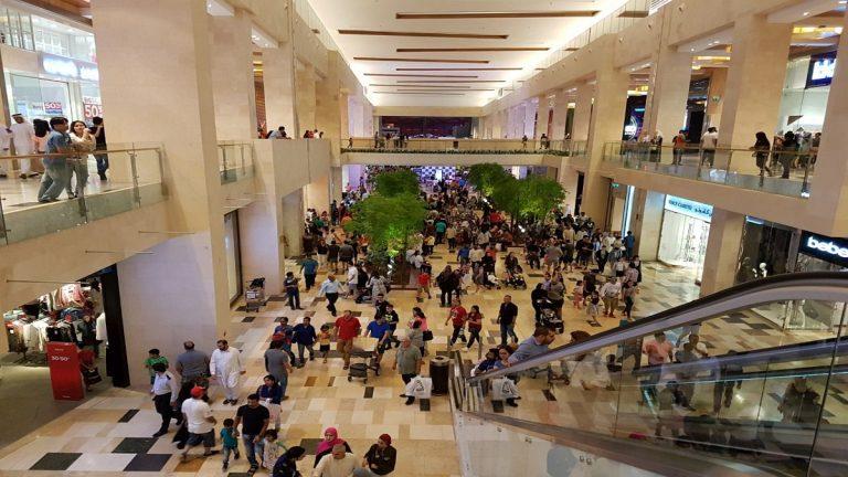 إخلاء مركز تجاري بشكل مؤقت في أبوظبي إثر انطلاق إنذار