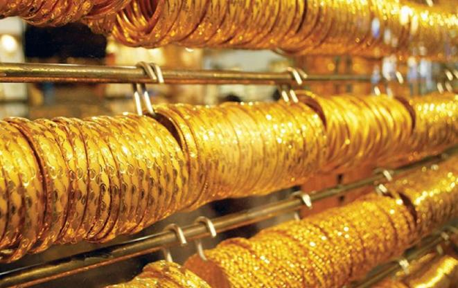 ارتفاع الذهب محليا بواقع 30 قرشا للغرام