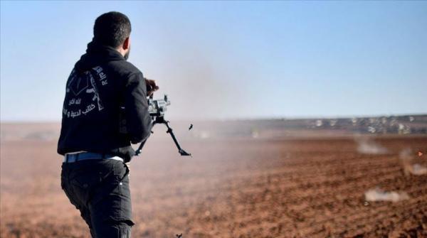 اميركا تستأنف تدريب الجيش الحر قرب الحدود الاردنية