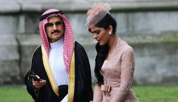 """رسالة للملك سلمان  ..  أفرجوا عن والدي """"الوليد بن طلال"""""""