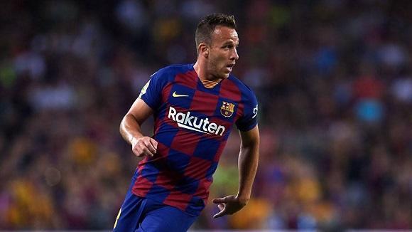 يوفنتوس يتدخل بمشكلة آرثر ميلو مع نادي برشلونة