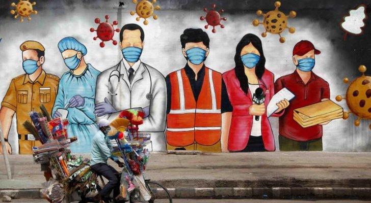 دراسة: 56% من الأردنيين لا يثقون بالأرقام الحكومية لأعداد المصابين بفيروس كورونا
