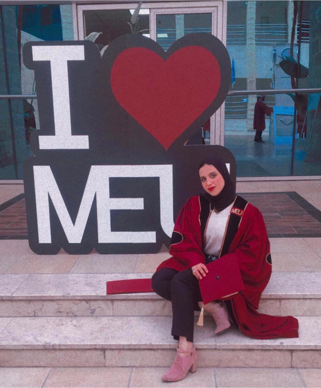 انسام عايد فلاح وليدات  ..  مبارك البكالوريوس بتقدير جيد جدا