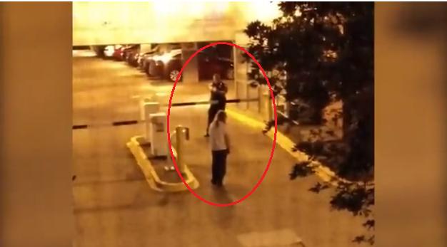 بالفيديو  ..  الشرطة الامريكية تقتل طالباً في حرم جامعة جورجيا للتكنولوجيا!