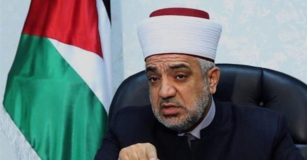 وزير الاوقاف: لا صلاة في المساجد الجمعة المقبلة