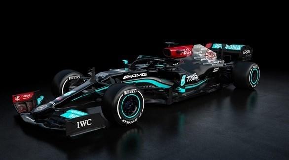 مرسيدس يكشف النقاب عن سياراته الجديدة لموسم فورمولا1