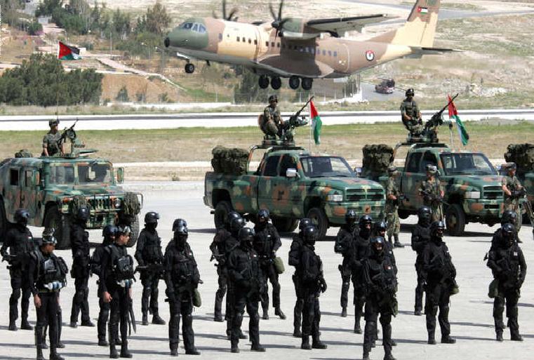 """مصدر رسمي لـ""""سرايا"""" : قوات اردنية في السعودية تجري """"تدريبات"""" عسكرية ونواجه خطراً مشتركاً"""
