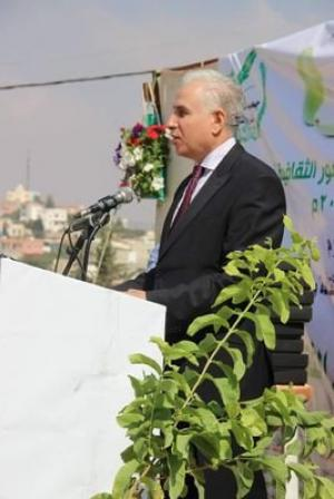 مبارك عطوفة الدكتور جمال الفايز
