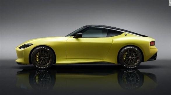 نيسان موتور تكشف عن نموذج اختباري لسيارة جديدة من عائلة زد