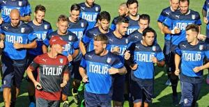 كونتي يجري تعديلات على طريقة لعب ايطاليا امام بلغاريا