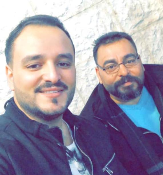 """الفنان عيسى الصقار يكشف لـ""""سرايا"""" عن سبب وفاة عمه الفنان """"متعب الصقار"""" في المستشفى"""