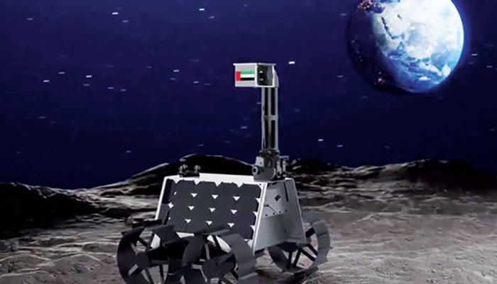 """الإمارات ترسل """"المركبة راشد"""" إلى القمر في 2022"""