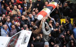 مصر : ارتفاع قتلى ذكرى 25 يناير إلى 13