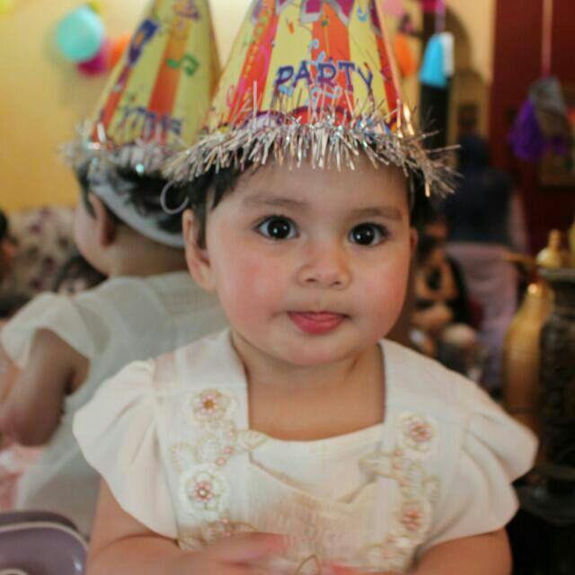 """ميلاد سعيد للطفلة """" ايلينا ماهر حمد"""""""