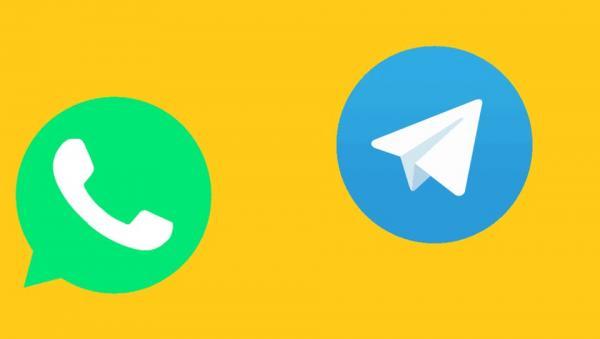 5 ميزات يتفوق بها تطبيق تلغرام على واتساب