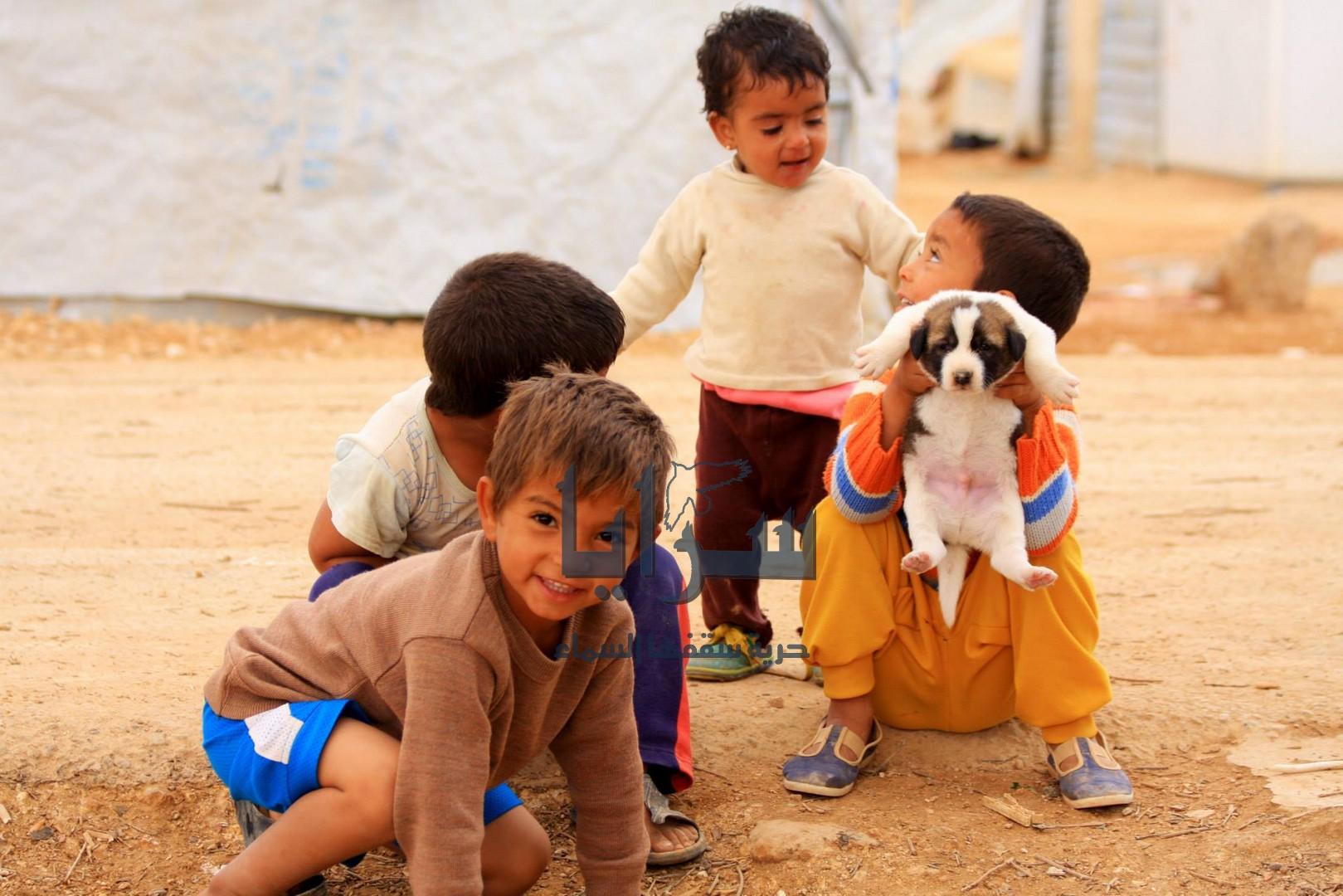 """بالصور .. شاهد كيف تبدو الحياة بمخيم """"الزعتري"""" بعد (4) اعوام من الأزمة السورية"""