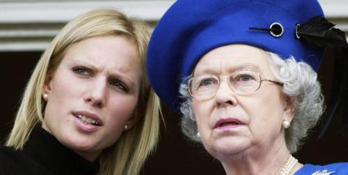 """كم تبلغ قيمة خاتم خطوبة """"زارا"""" حفيدة الملكة اليزابيث؟"""