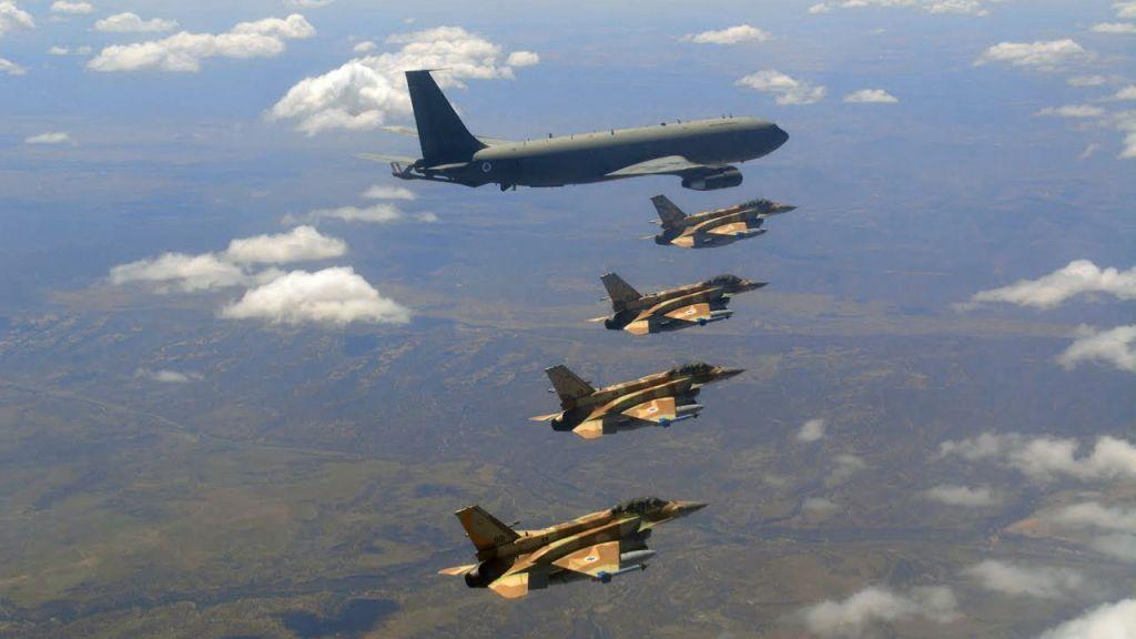 كيف استخدم الطيارون الاسرائيليون الطائرة الروسية كدرع للمضادات الارضية قبل اسقاطها ؟  ..  تفاصيل