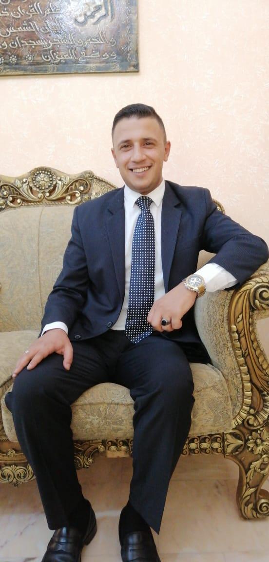 القاضي قيس سحيمان  ..  مبارك