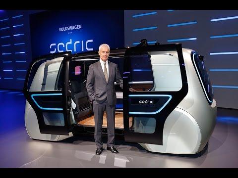 """سيارة المستقبل تأتيك بـ""""كبسة زر"""""""