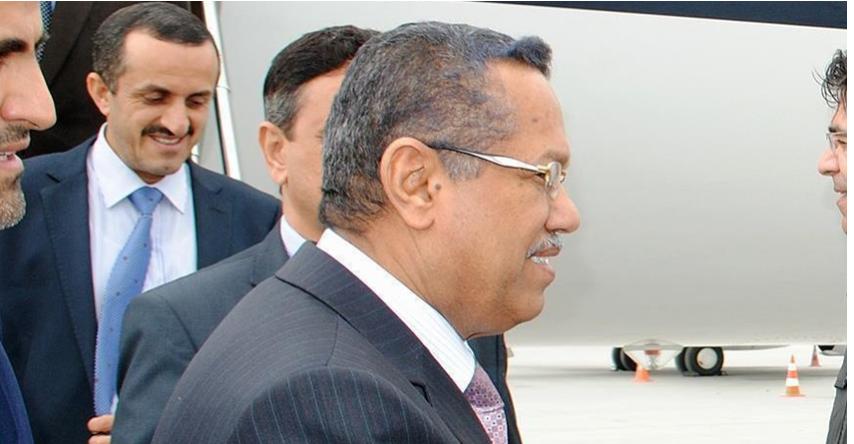 الرئيس اليمني يعفي بن دغر من رئاسة الوزراء ويحيله للتحقيق