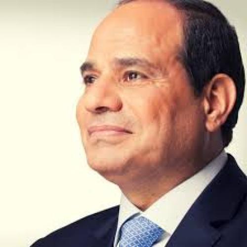 السيسي في اول تعليق حول ليبيا  : لن نقف متفرجين حول انهيارها