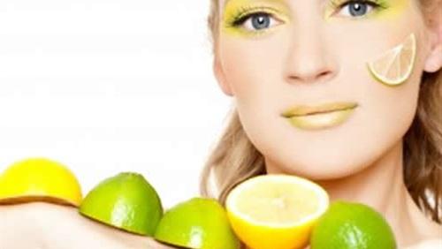 الليمون لجمال بشرتك وشعرك في العيد