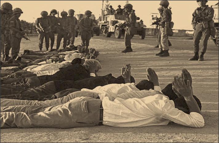 بالفيديو .. 12 نوفمبر مذبحة خان يونس