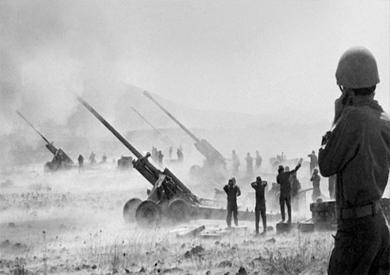 54 عاماً على نكسة حزيران وسقوط الضفة و الجولان و سيناء بيد الاحتلال