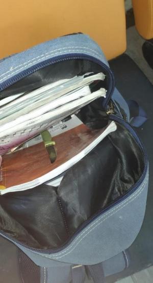 """بعد العثور على حقيبته المدرسية بالقرب من مدرسته  ..  الأمن: هنا وجدنا """"الطفل"""""""